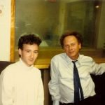 Rick Lupert Meets Art Garfunkel