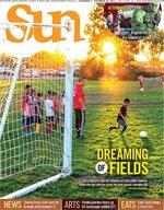 Rick Lupert article in the Santa Maria Sun