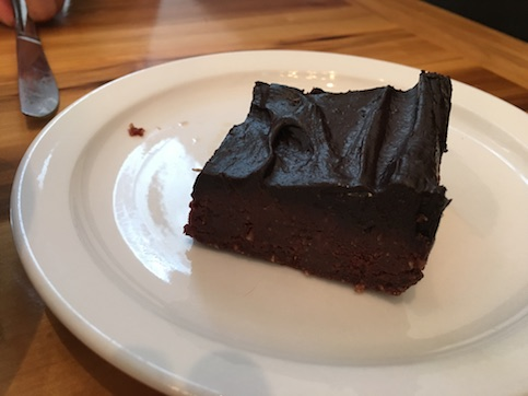 Vegan Raw Brownie