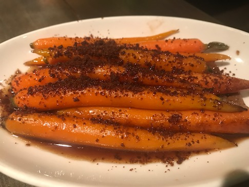 Stout Gingerbread Carrots