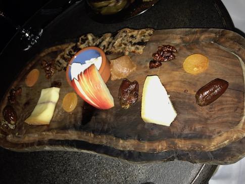 Artisinal Cheese Plate
