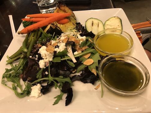 Grilled Harvest Vegetable Salad