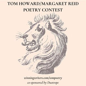 Tom Howard/Margaret Reid Poetry Contest